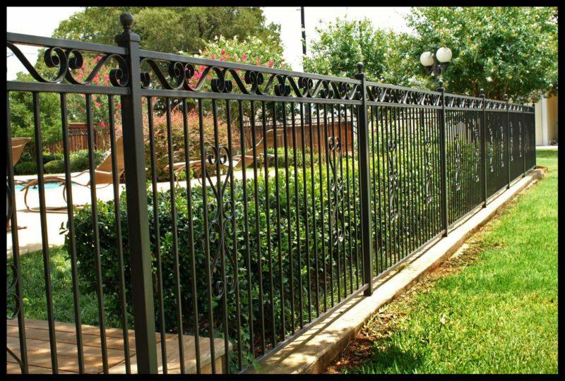 «Как сделать декоративный забор своими руками?» фото - 8162774351826672 b97c 800x540