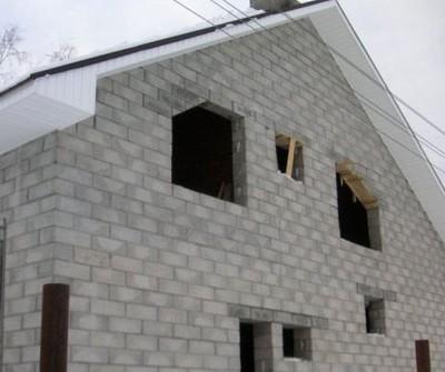 «Баня из газосиликатных блоков своими руками: преимущества, этапы строительства» фото - banya gazosilikat blok 9
