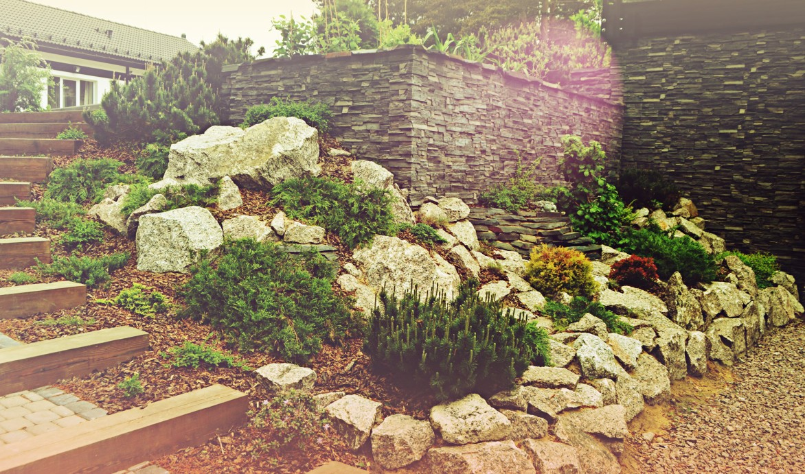 «Делаем альпинарий в саду своими руками» фото - alpinarij32
