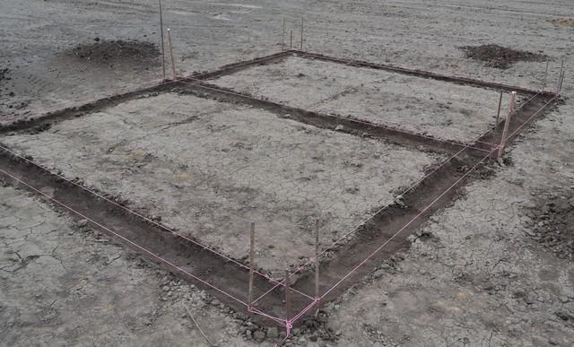 «Свайный фундамент: преимущества, недостатки, виды. Баня на свайном фундаменте своими руками» фото - banya vintovie svai 9