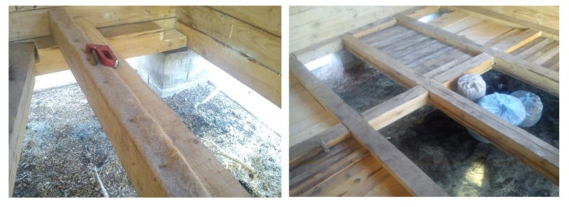 «Бетонная стяжка пола своими руками в бане: пошаговое руководство» фото - betonnaya stjagka 12 800x291