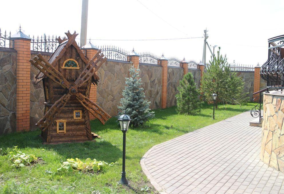 «Делаем декоративную мельницу в саду своими руками» фото - dekorativnaya melnica 6