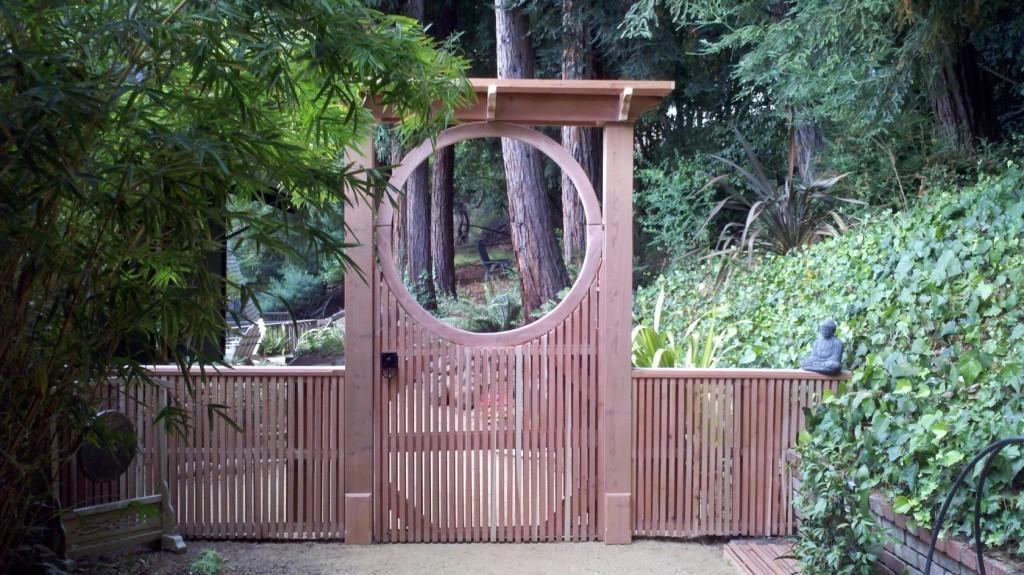 «Делаем калитку в заборе своими руками: инструкция и виды калиток» фото - image
