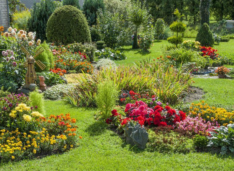 «Выбираем ландшафтный дизайн своего сада своими руками» фото - land1 1 0