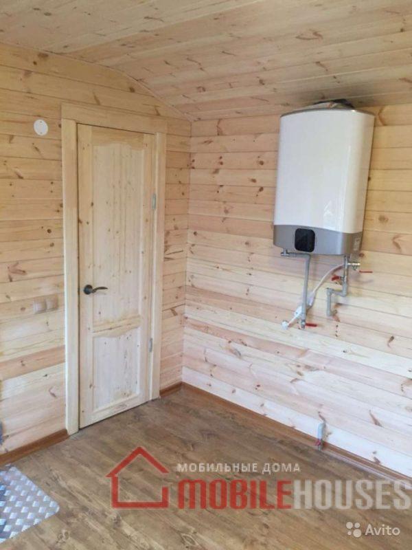 «Мобильные бани с верандой» фото - 11 600x800