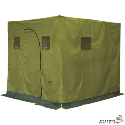 «Походная баня - палатка Nova Tour N» фото - 126087222 2