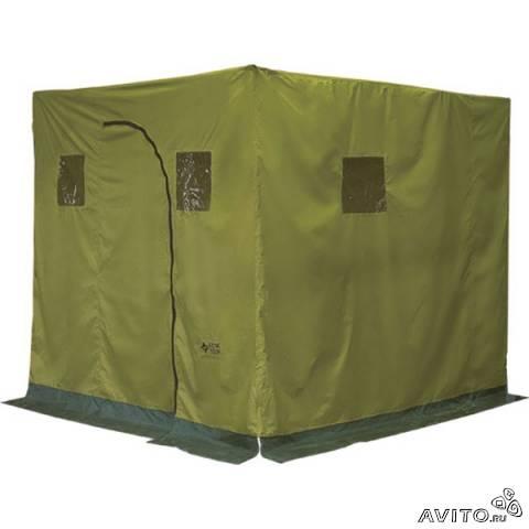 «Походная баня-палатка» фото - 126087222