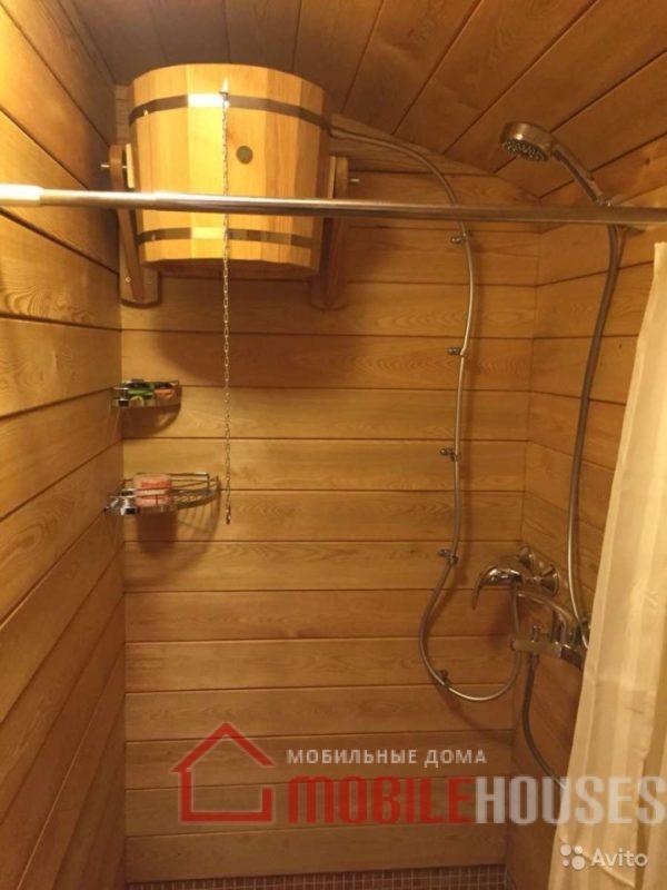 «Мобильные бани с верандой» фото - 13 600x800