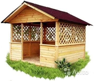 «Беседки и садовые домики» фото - 1760353783