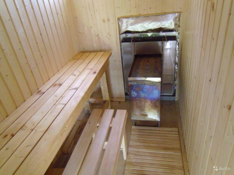 «Баня на колесах» фото - 1768754990 800x600