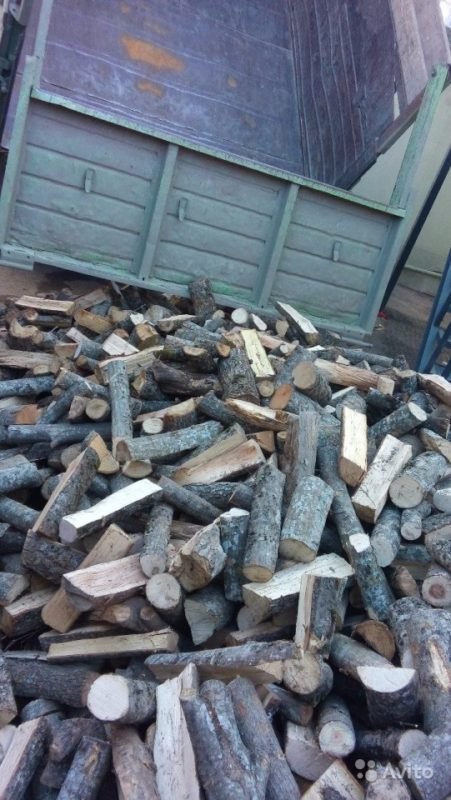 «Дрова для шашлыка и бани» фото - 2308025971 451x800