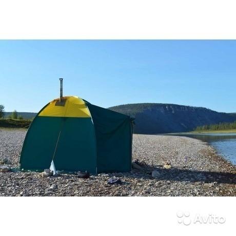 «Палатка для мобильной бани» фото - 2451152714