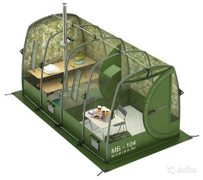 «Баня/отапливаемая палатка» фото - 2760074611