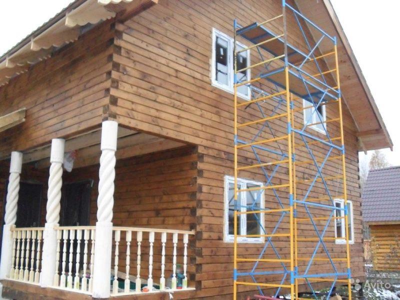"""«Строительство домов и бань от компании""""osipoff-houses""""» фото - 3172175350 800x600"""