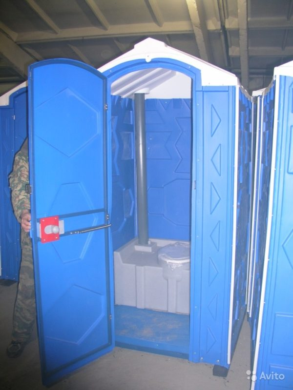 «Биотуалет-туалетные кабины» фото - 3186195183 600x800