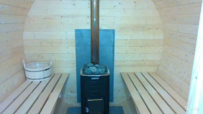 «Финские бани-бочки с боковым входом» фото - 3228371743 800x450