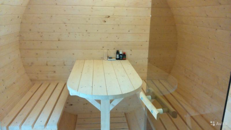 «Финские бани-бочки с боковым входом» фото - 3228371962 800x450