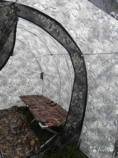 «Походная баня ПБ-2 -каркасная баня» фото - 3259814484 2
