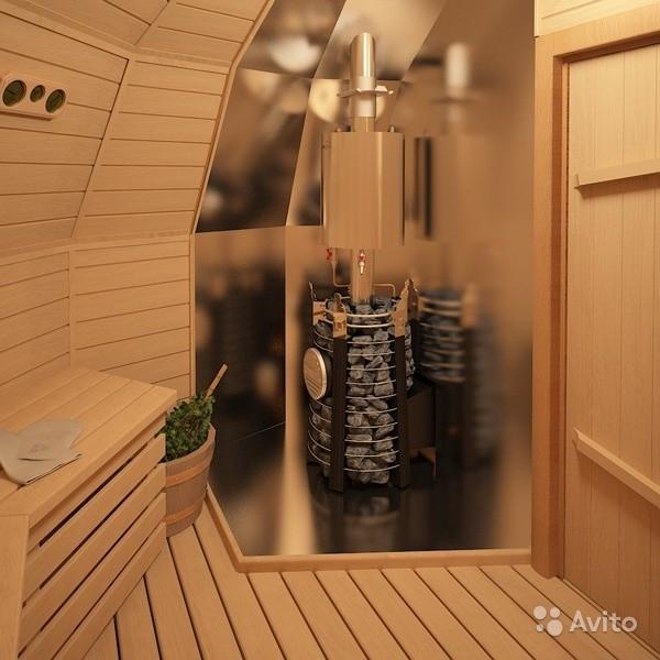 «Каркас-конструктор бани, беседки, домика 12 кв.м» фото - 3267756833