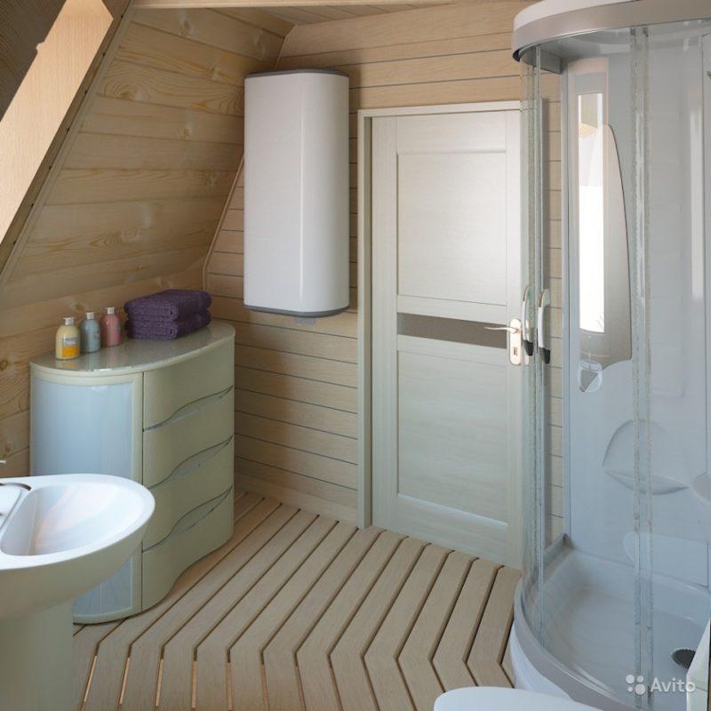 «Каркас-конструктор дома, бани, гаража 28 кв.м» фото - 3267823850 800x800