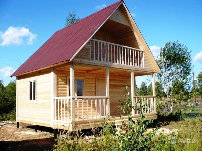 «Строительство загородных домов, дач, бань» фото - 3308422640