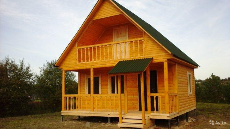 «Строительство загородных домов, дач, бань» фото - 3308422678 800x450