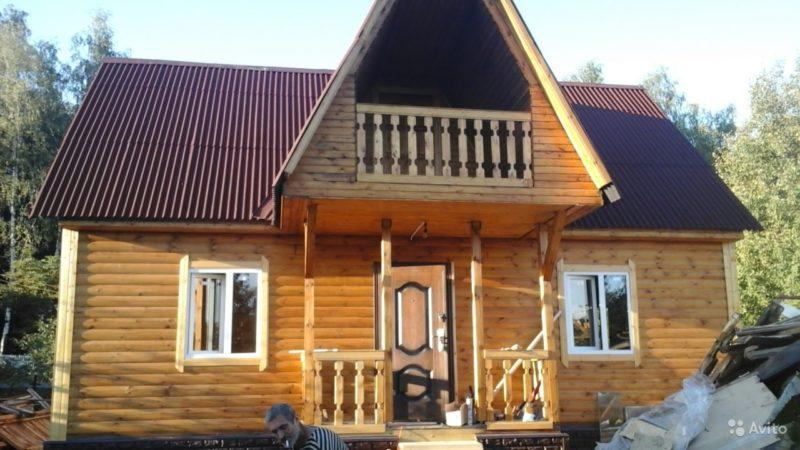 «Строительство загородных домов, дач, бань» фото - 3308422709 800x450