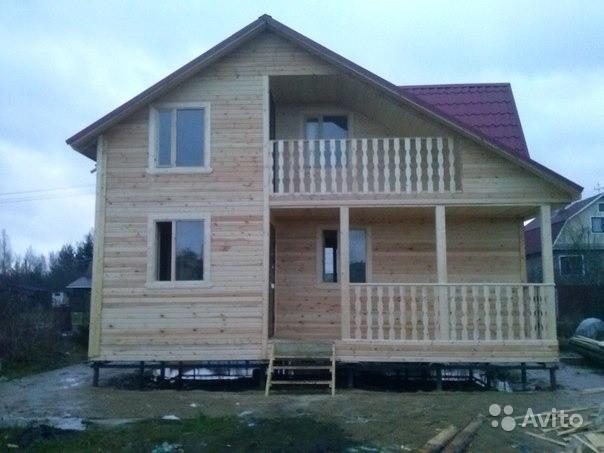 «Строительство загородных домов, дач, бань» фото - 3308422731