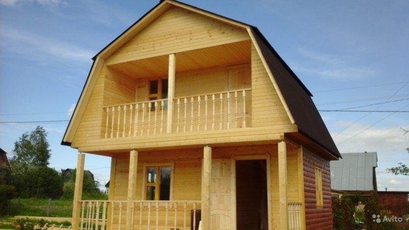 «Строительство загородных домов, дач, бань» фото - 3308422750 800x450