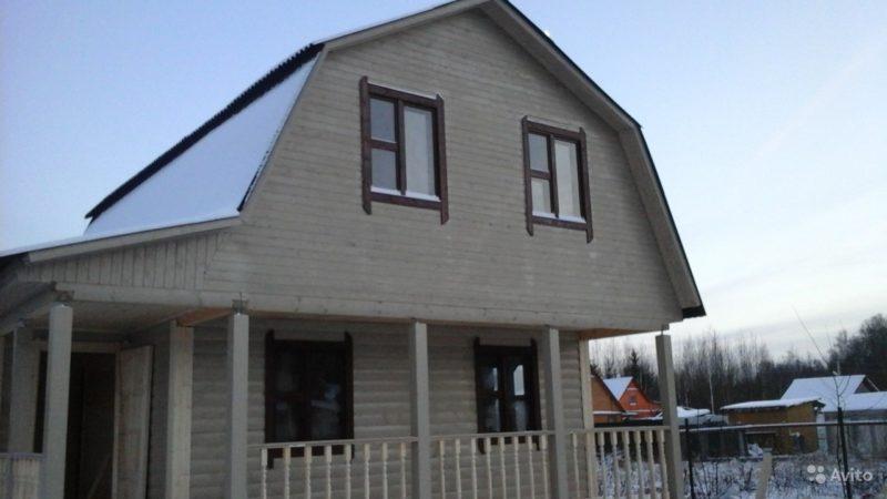 «Строительство загородных домов, дач, бань» фото - 3308422774 800x450
