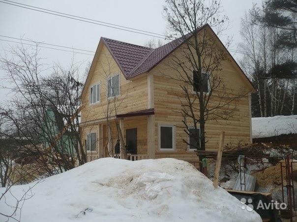 «Строительство загородных домов, дач, бань» фото - 3308422795