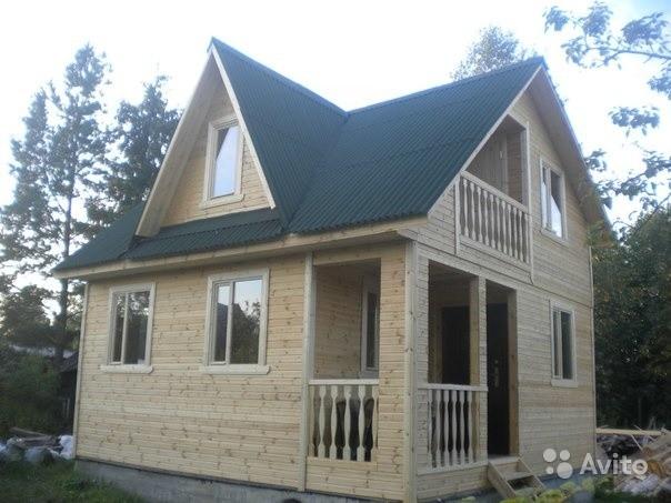 «Строительство загородных домов, дач, бань» фото - 3308422821