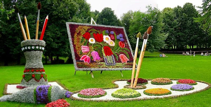 «Как правильно сделать клумбу для цветов» фото - 3367617 large 800x406