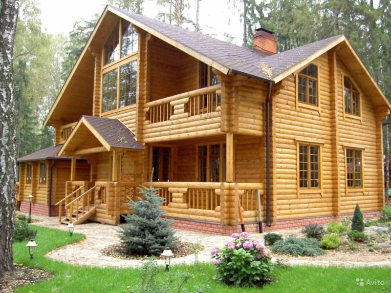 «строительство деревянных домов от 25 м3, коттеджей, бань» фото - 3440384120 800x600