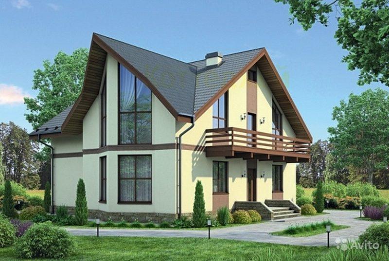 «строительство деревянных домов от 25 м3, коттеджей, бань» фото - 3440385260 800x537