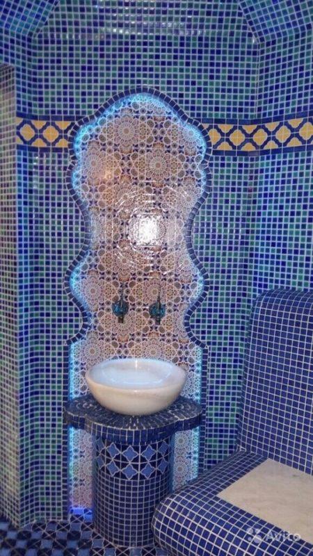 «Турецкий хамам, сауну, русскую баню, соляную пещеру, бассейн, спа под ключ» фото - 3493966688 450x800