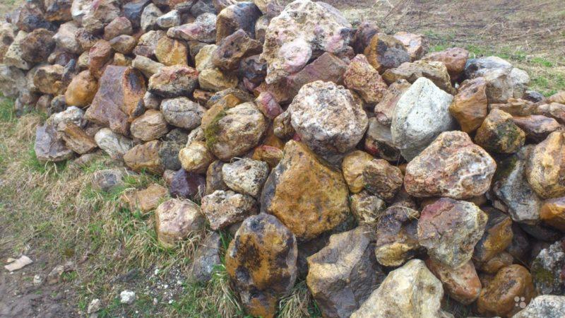 «Камень валун валдайский ледниковый отборный» фото - 3494068238 800x450