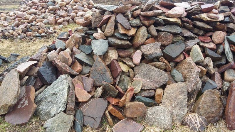 «Камень валун валдайский ледниковый отборный» фото - 3494081695 800x450