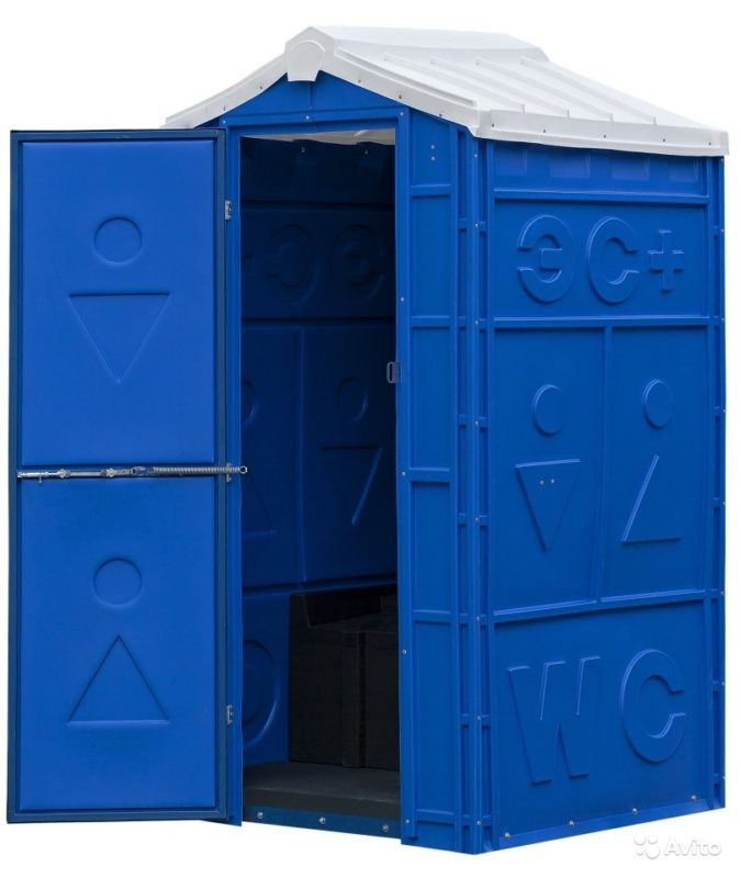 «Туалетная кабинка» фото - 3528289143 674x800