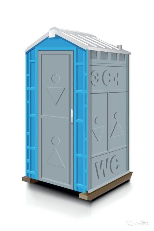 «Туалетная кабинка» фото - 3528290454 533x800