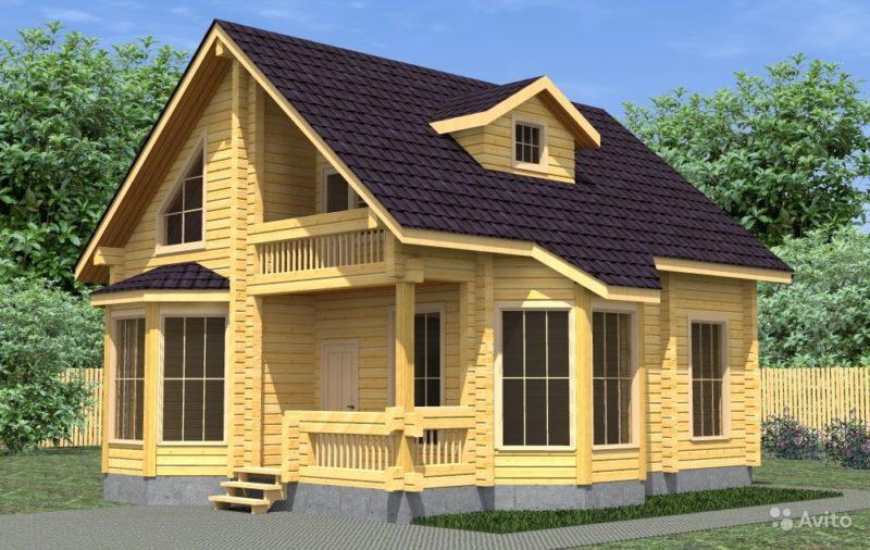 «Строительство деревянных домов и бань» фото - 3589695366 800x506