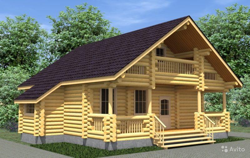 «Строительство деревянных домов и бань» фото - 3589696320 800x506