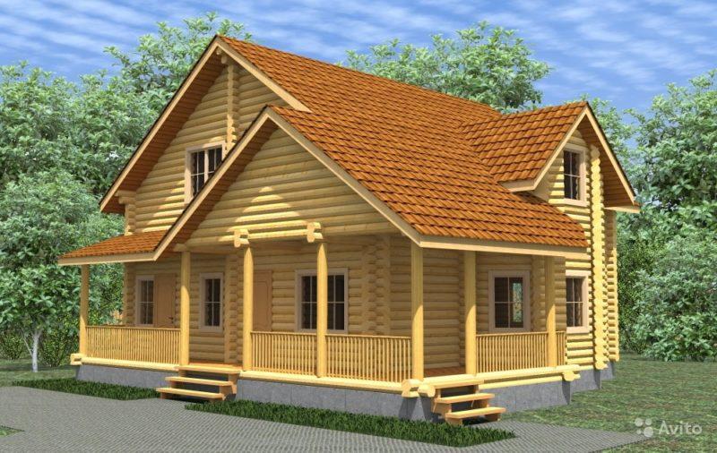 «Строительство деревянных домов и бань» фото - 3589698424 800x506
