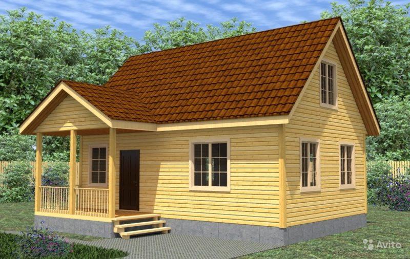 «Строительство деревянных домов и бань» фото - 3589699783 800x506