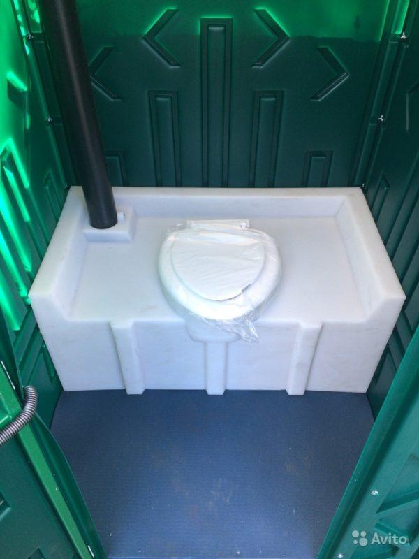 «Туалетная кабина б/у» фото - 3626803476 600x800