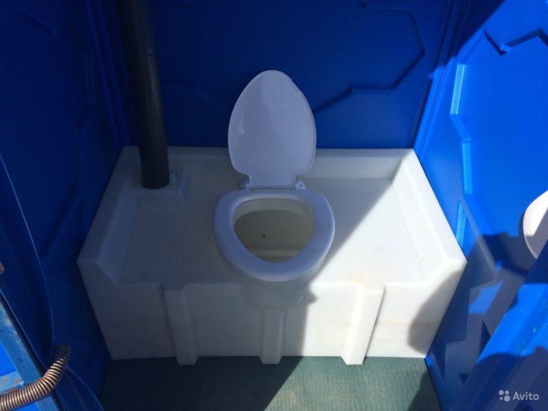 «Туалетная кабина б/у» фото - 3626803622 800x600