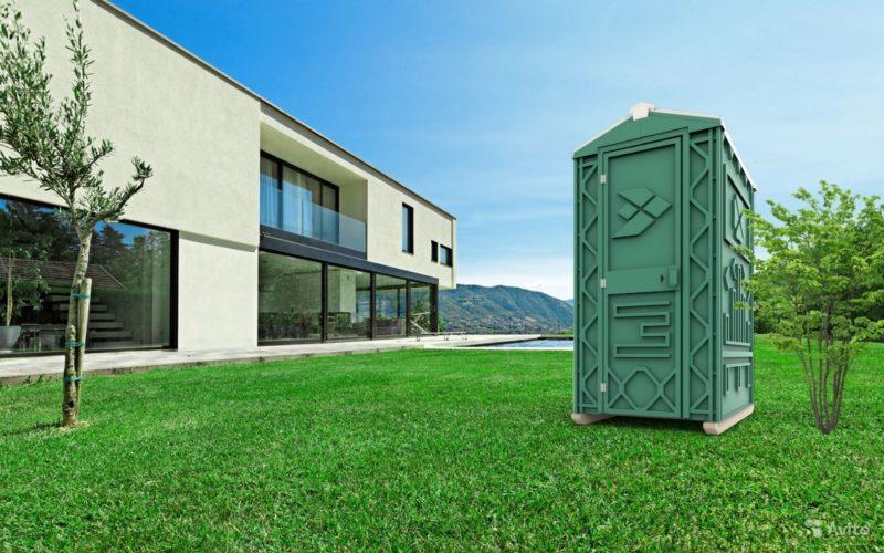 «Туалетная кабина б/у» фото - 3662192871 800x500