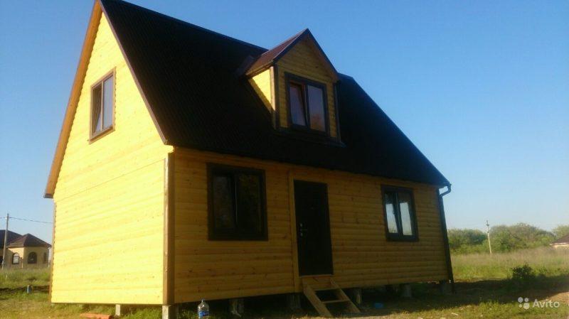 «Строим дома 6х9, бани, беседки» фото - 3695143235 800x449