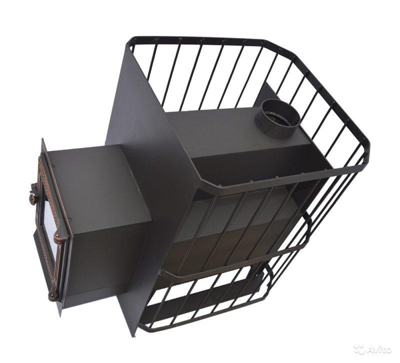 «Супер-Печь для бани объемом до 14 м. куб.» фото - 3860481354 800x726