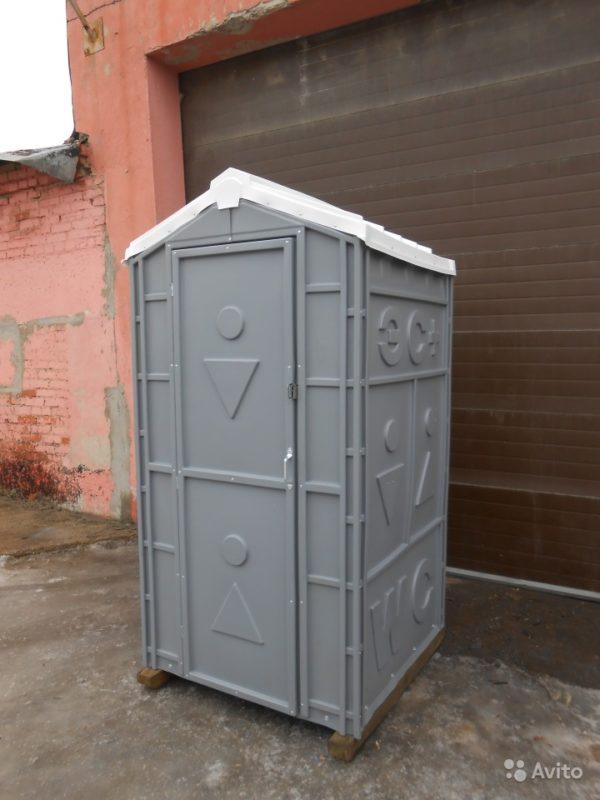 «Мобильные туалетные кабины» фото - 3915405186 600x800
